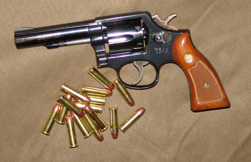 smith wesson model 10 38 special plains hunter